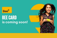 Bee Card is coming