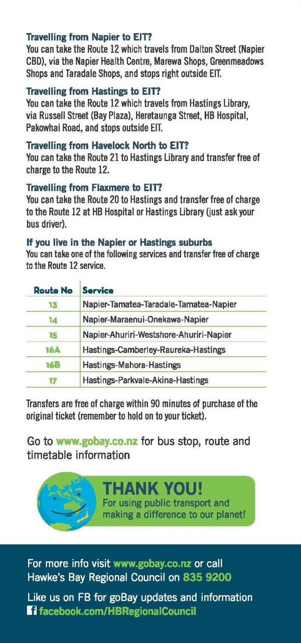 goBay EIT brochure 2019 Page 2